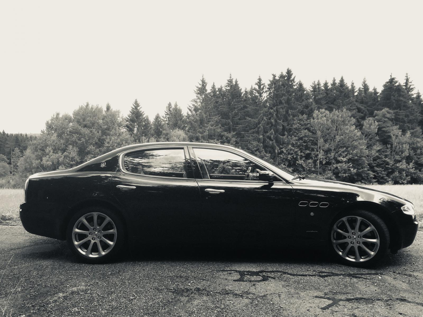2005 Maserati Quattroporte V M139, generation #5 gasoline